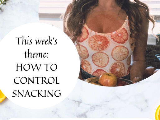 5 tips to control mindless snacking
