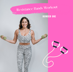 Resistance Bands Workout One