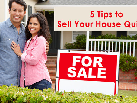 5 Tips to Selling Your House Fast – Traditional vs. All Cash