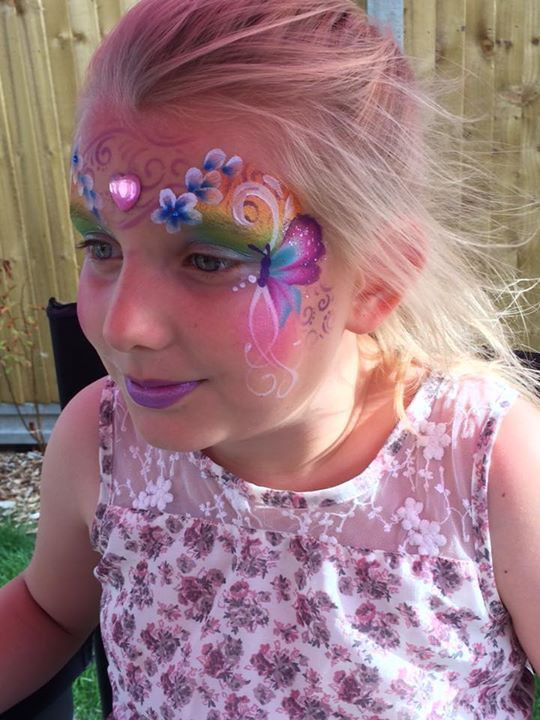Magical make over pamper party
