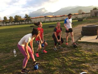 Nouveau : Cross Training avec Go For It Running à midi