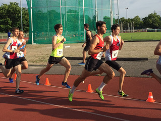 De l'importance de la tactique de course : l'athlète qui court (ou roule) le plus vite n&#39