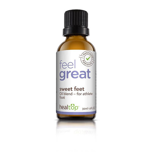 Sweet Feet - For Athlete Foot