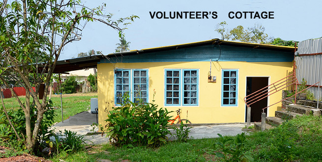 Volunteer's Cottage
