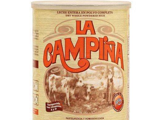 Leche en Polvo La Campiña (900 grs)