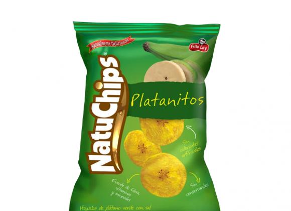 Platanitos Natuchips (6 unidades)