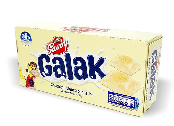 Chocolate SAVOY GALAC (caja 5 unidades)