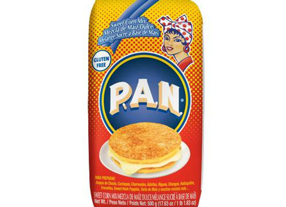 HARINA PAN para CACHAPAS (1Lb)