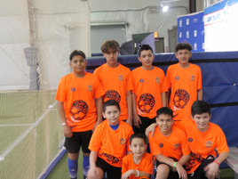 HEMPSTEAD EOC SOCCER CLUB at CHRISTIAN FUSCH (LEICESTER CITY)and LIRR SOCCER CLINIC