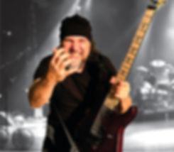 Pete Serro Prophets Of The Apocalypse Frontman Guitarist Schecter JL-7 JL-7FR