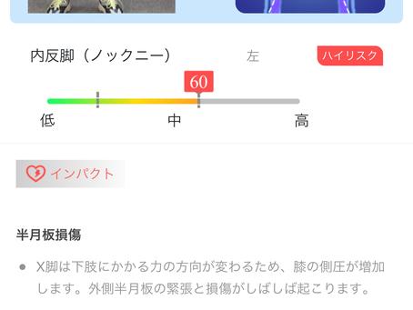 AI歩行分析日本語対応
