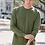 Thumbnail: Comfort Colors - Garment-Dyed Heavyweight L/S T-Shirt - 6014 Island Reef-Yam