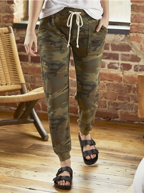 Alternative - Women's Long Weekend Burnout French Terry Jogger - 8632
