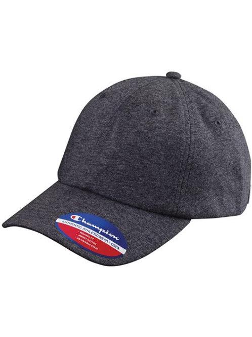 Champion - Jersey Knit Dad's Cap - CS4001