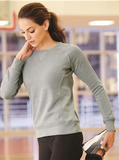 Russell Athletic - Women's Lightweight Crewneck Sweatshirt - LF3YHX
