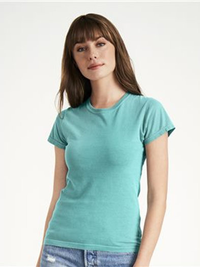 Comfort Colors - Garment-Dyed Women's Midweight T-Shirt - 3333