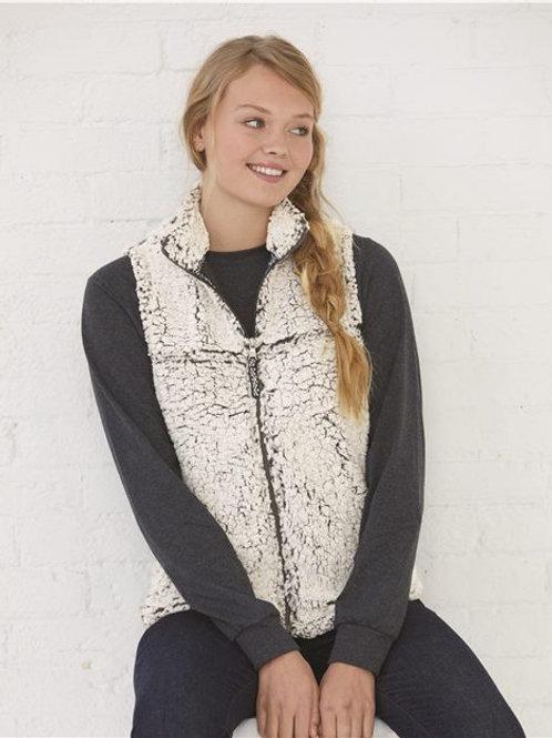 Boxercraft - Women's Sherpa Full-Zip Vest - Q11