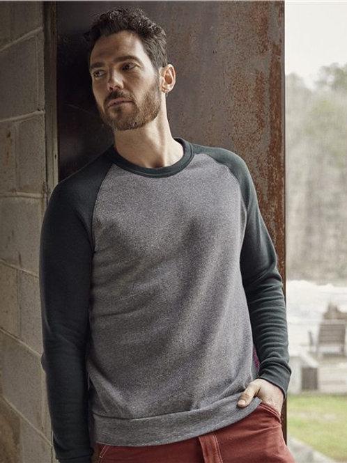 Alternative - Champ Eco-Fleece Colorblocked Sweatshirt - 32022