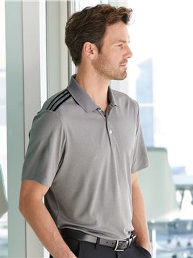 Adidas - 3-Stripes Shoulder Sport Shirt - A233