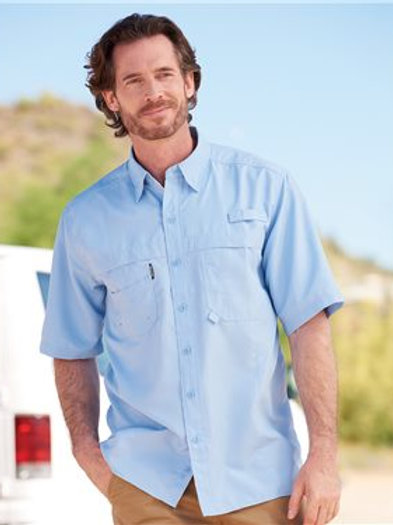 DRI DUCK - Catch Short Sleeve Performance Fishing Shirt - 4406