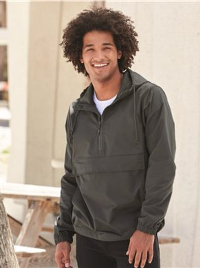 Independent Trading Co. - Water Resistant Anorak Jacket - EXP94NAW