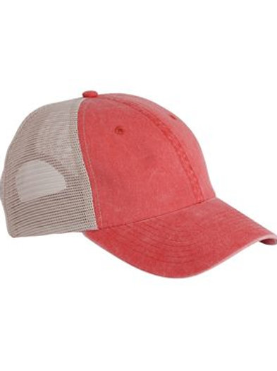 Sportsman - Pigment Dyed Trucker Cap - SP510