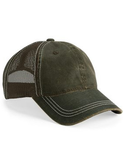 Outdoor Cap - Weathered Mesh Back Cap - HPD610M