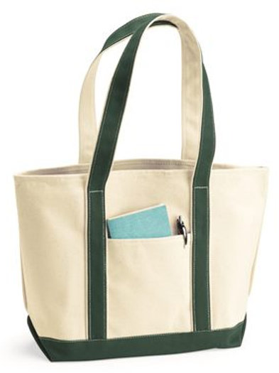 Liberty Bags - 16 Ounce Cotton Canvas Tote - 8871