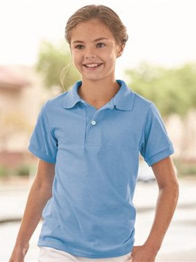 JERZEES - Youth SpotShield™ 50/50 Sport Shirt - 437YR