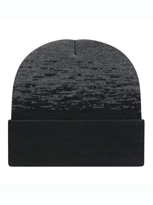CAP AMERICA - Static Pattern Knit with Cuff - RKS12