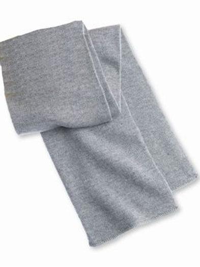 Sportsman - Solid Knit Scarf - SP04