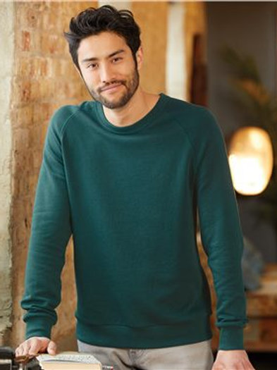 Alternative - Champ Lightweight Washed French Terry Pullover - 9575CT