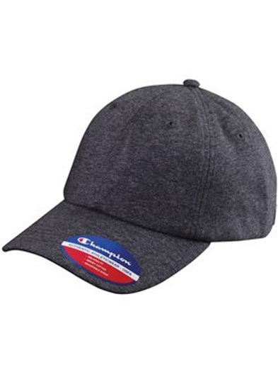 Champion - Jersey Knit Dad's Cap - CS4001