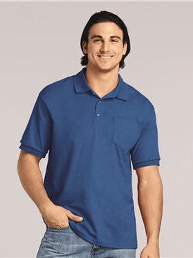 Gildan - DryBlend® Jersey Sport Shirt with Pocket - 8900