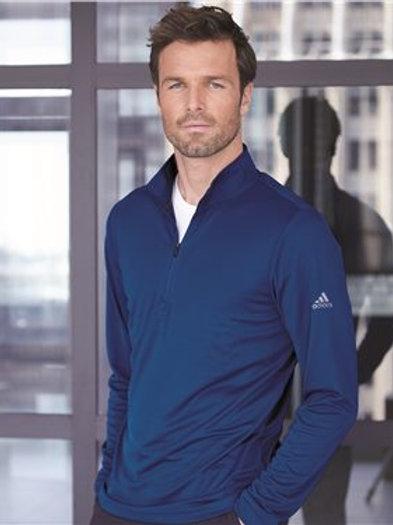 Adidas - Lightweight Quarter-Zip Pullover - A401