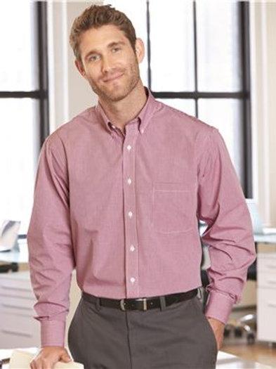 Van Heusen - Gingham Check Shirt - 13V0225