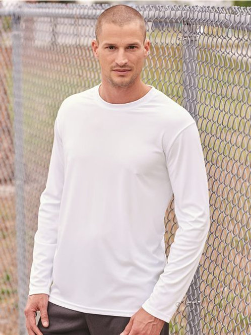 Champion - Double Dry® Performance Long Sleeve T-Shirt - CW26