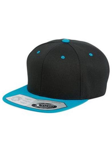 Flexfit - 110® Flat Bill Snapback Cap - 110F