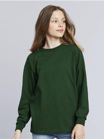 Gildan - Heavy Cotton™ Youth Long Sleeve T-Shirt - 5400B