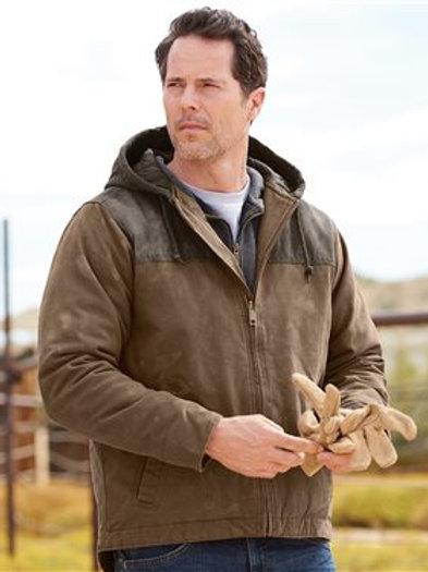 DRI DUCK - Terrain Boulder Cloth™ Hooded Jacket - 5058