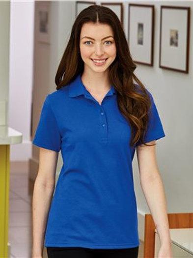 Hanes - Women's X-Temp Pique Sport Shirt with Fresh IQ - 035P