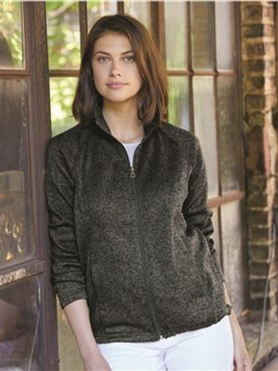 Weatherproof - Women's Vintage Sweaterfleece Full-Zip Sweatshirt - W198013