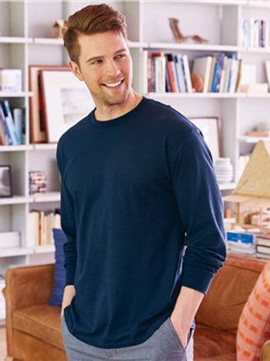 Hanes - ComfortSoft Long Sleeve T-Shirt - 5286