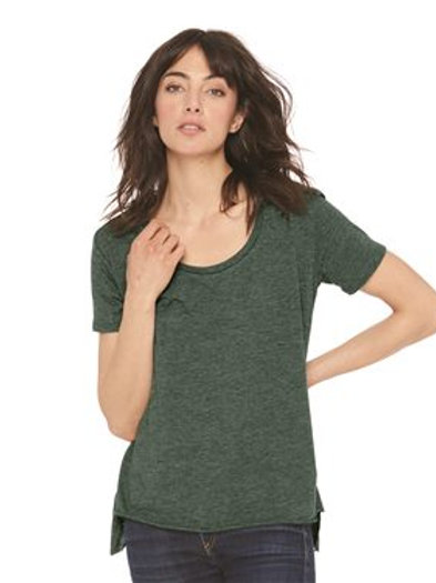 Next Level - Women's Festival Scoopneck Tee - 5030