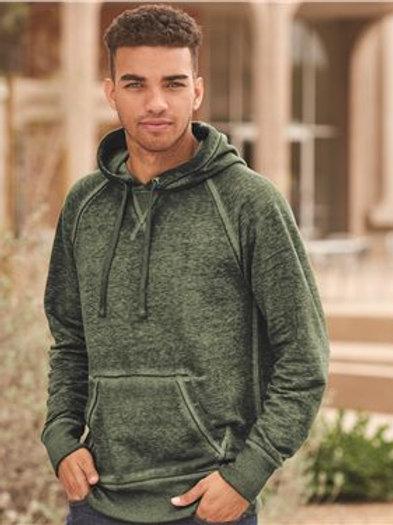 J. America - Vintage Zen Fleece Hooded Sweatshirt - 8915