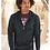Thumbnail: Independent Trading Co. - Lightweight Jersey Full-Zip Hooded T-Shirt - SS150JZ