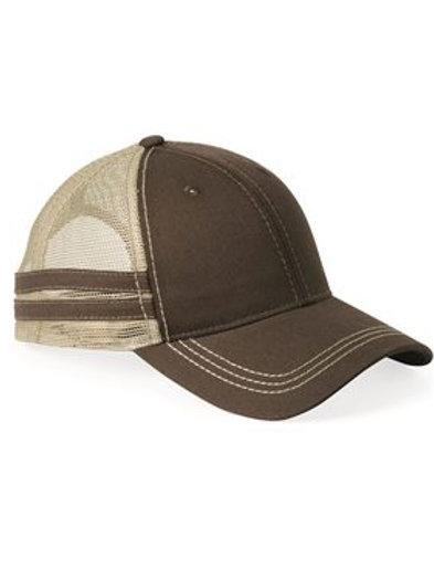 Sportsman - Trucker Cap with Stripes - 9600