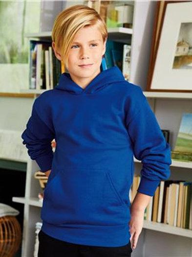Hanes - Ecosmart® Youth Hooded Sweatshirt - P473