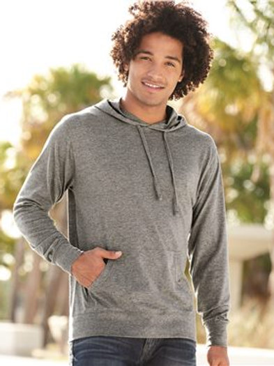 Independent Trading Co. - Lightweight Hooded Pullover T-Shirt - SS150J