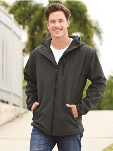 Independent Trading Co. - Poly-Tech Soft Shell Jacket - EXP35SSZ